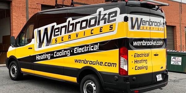Wenbrooke AC Repair Truck Frederick MD