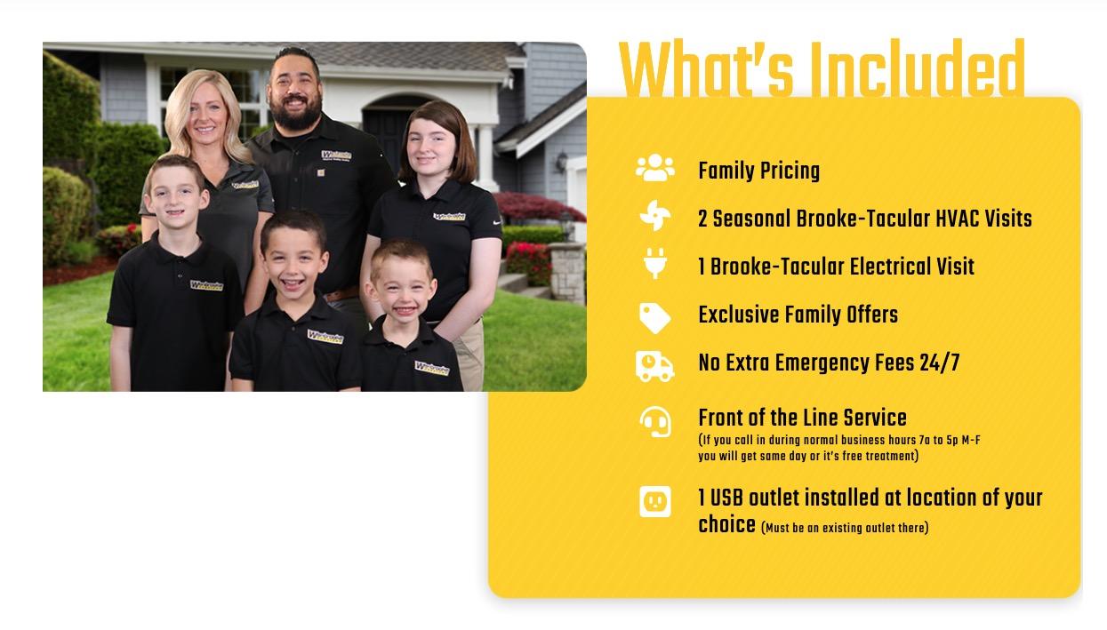 Wenbrooke Family Plan